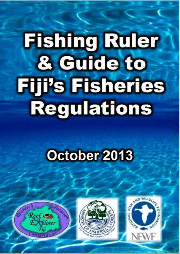 Alat komunikasi, pita pengukur tahan air, ukuran tangkapan legal, spesies umum